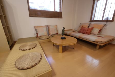 HUGE room w/ FREE Car Pick up Shinjuku on foot 10m - Shibuya  - Lägenhet