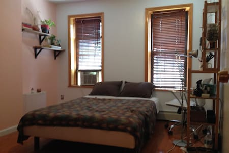 Single Room in Shared Apartment - Brooklyn