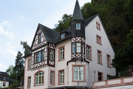 Stunning villa on the Rhine river - Sankt Goar - Vila