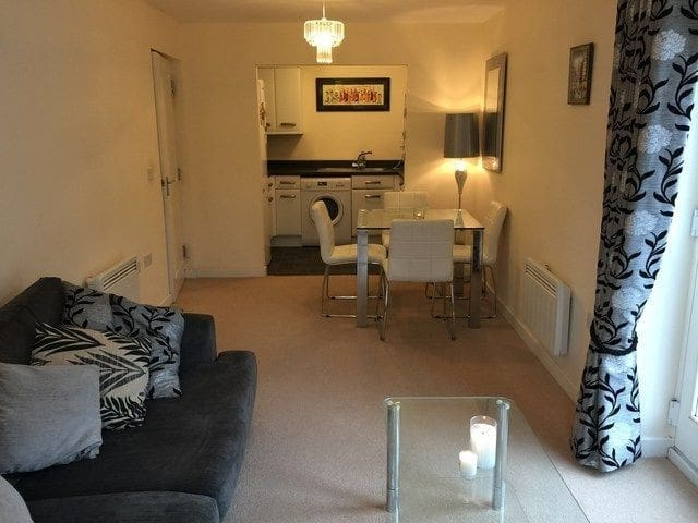 Bright and sunny apartement - Dalton-in-Furness - Byt
