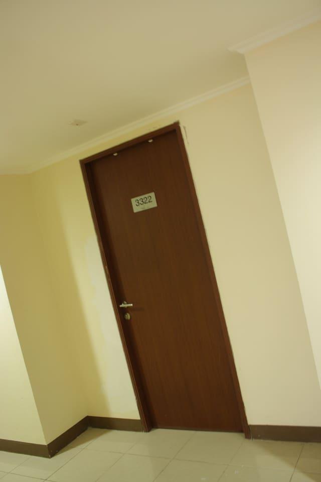 Pintu Unit