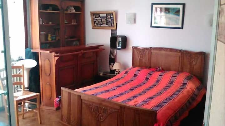 Chambre au calme maison de campagne