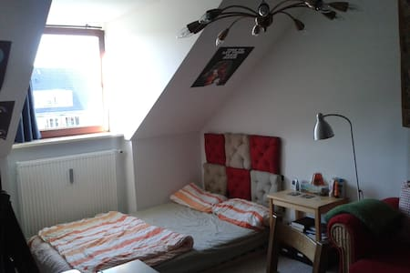 Room for 2 in a flatshare near Isar