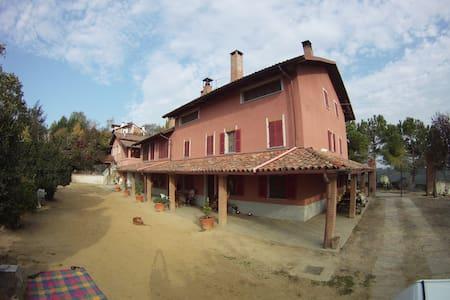 Fazenda Bricco Civetta - Nizza Monferrato - บ้าน