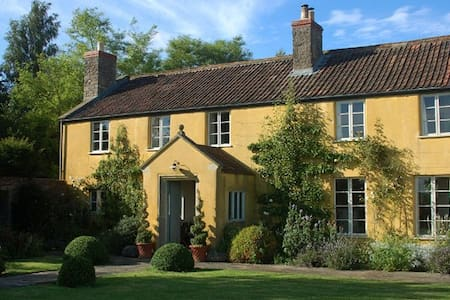 LuxuryB&B, next to Babington House - Mells