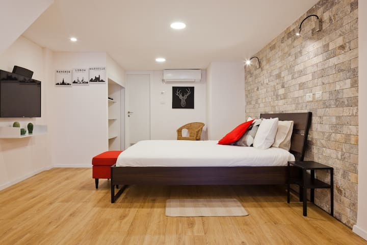 Noga Suites - Ground Apartment