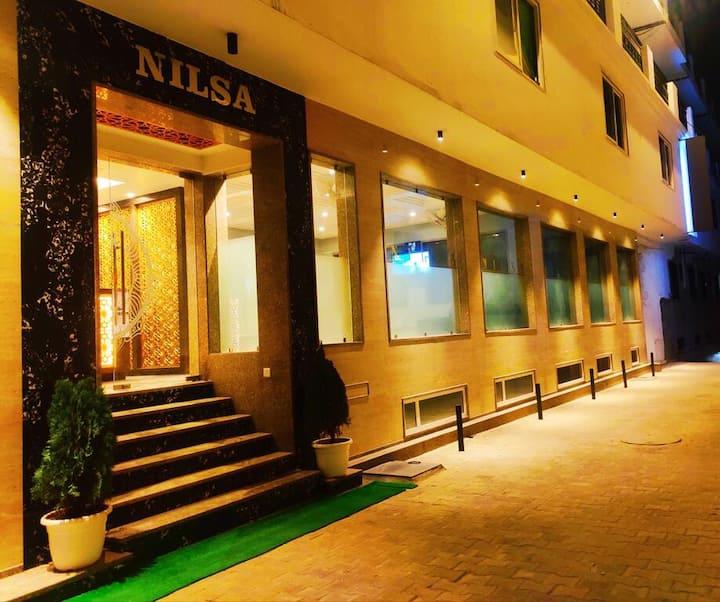 Nilsa Stays Delhi Airport By GoBravo Hotels