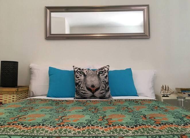 Sleeping Buddha Guesthouse: Serenity Studio