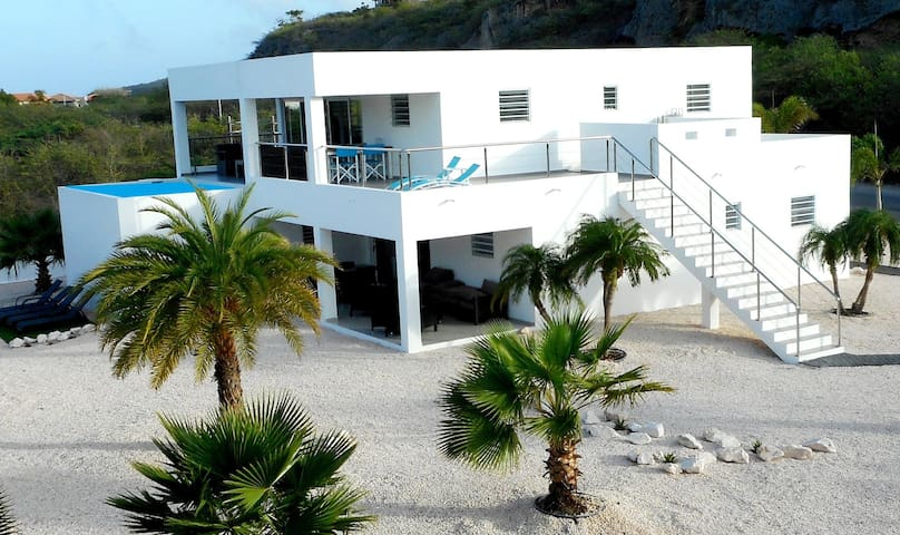 Villa Curacao 300 metres from beach - Curacao - Casa de camp