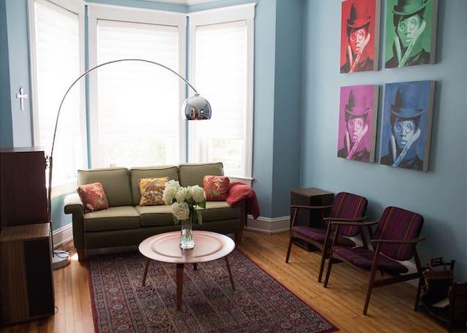 Historic Capitol Hill Home - Washington - Casa