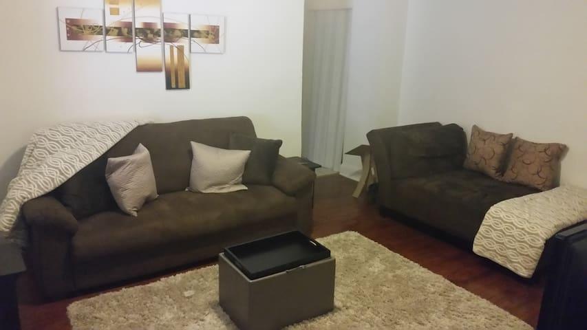 1 bedroom apt in East Falls - Philadelphia - Flat