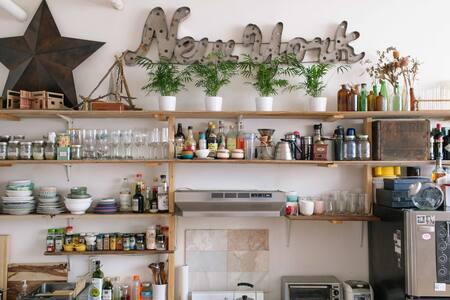 Bushwick Artist Loft - Cozy Room - Brooklyn - Loft