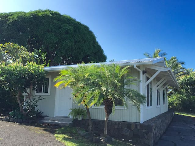 Plumeria Cottage in Kealakekua Bay - Captain Cook - Huis