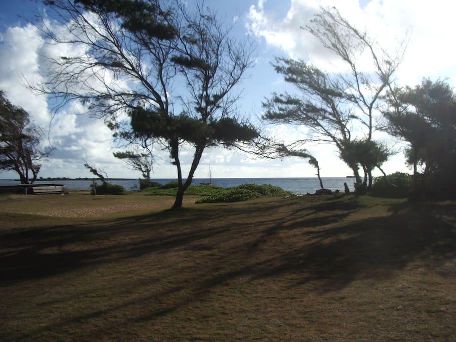 Hukilau Beach Park