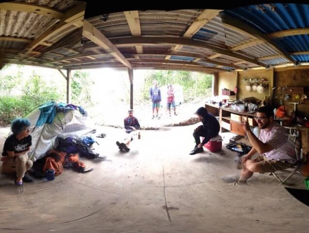 Camping @ Family Farm - Aibonito - Tent