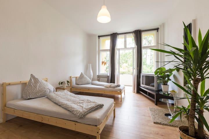 Die Altstadt mitten in Berlin - Berlim - Apartamento