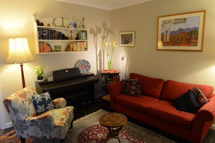 Heritage Cottage off Gouger Street - Adelaide - Bed & Breakfast