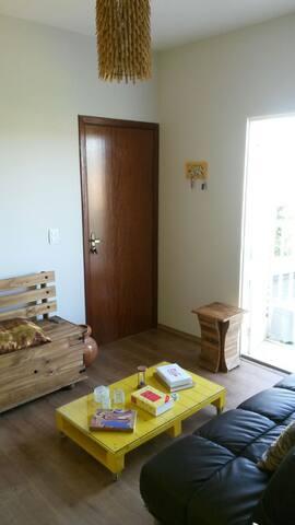 Sossego no Interior - Tietê - Lägenhet