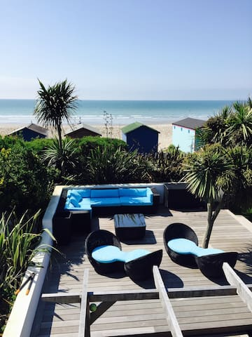 Beautiful Witterings Beachfront with sea view - East Wittering - Hus