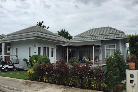 Great 2Bd villa with large pool! - Hin Lek Fai - Vila