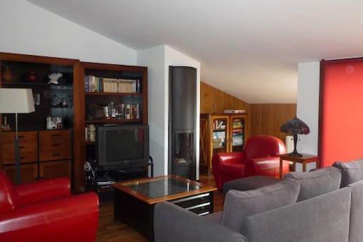 Charming flat in idyllic setting - Muros de Nalón - Pis