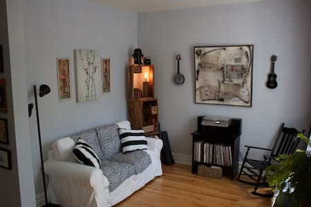 Dreamy Stay in Plateau / Mile end.