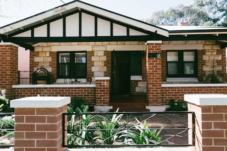 Character 2 bedroom half home in leafy suburb - Hazelwood Park