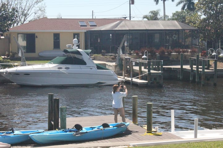 Terra-Ceia Bay Oceanfront: Boating Fishing Kayaks - Palmetto - Huis