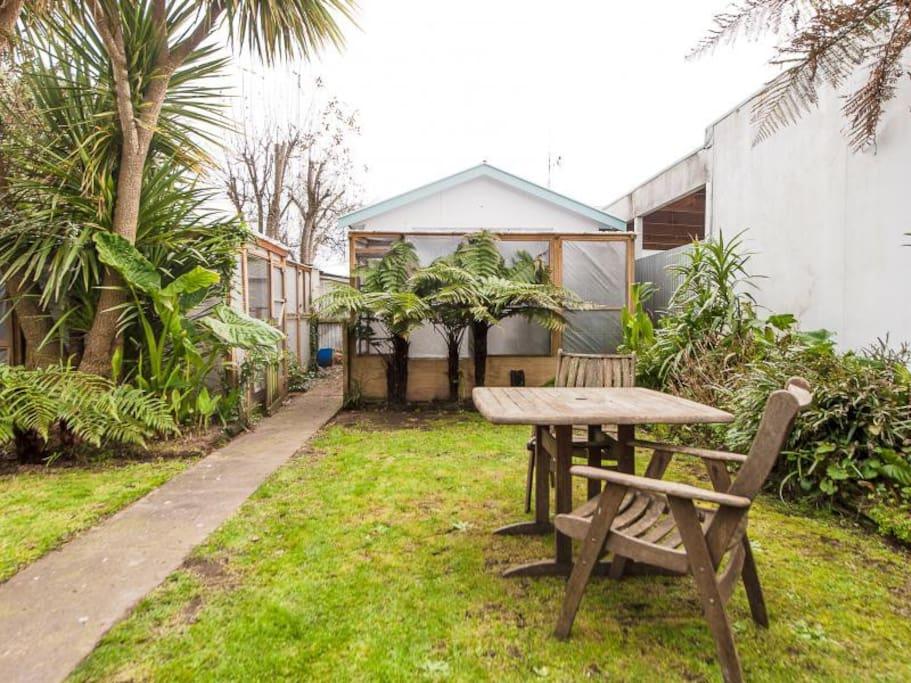 River cottage double room maisons louer whanganui - La villa rahimona en nouvelle zelande ...