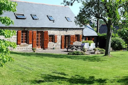 LUXURY RURAL FARMHOUSE RETREAT - Tinchebray-Bocage
