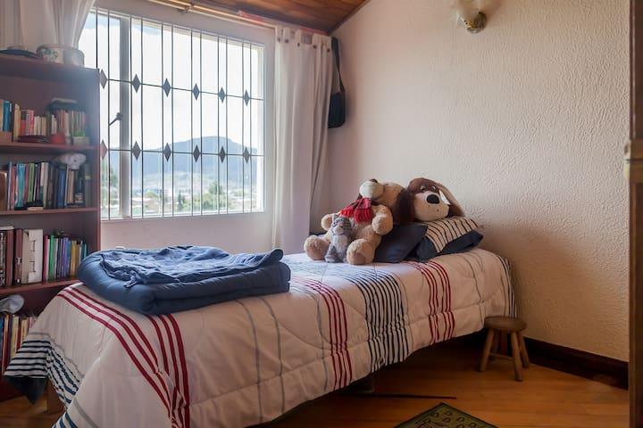 Room near Bogota´s Downtown - Bogota - Apartment