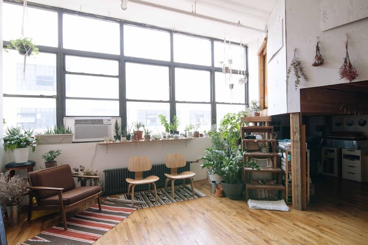 Bushwick Artist Loft - Awesome Room