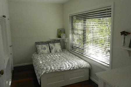 Bright, sunny room in family home