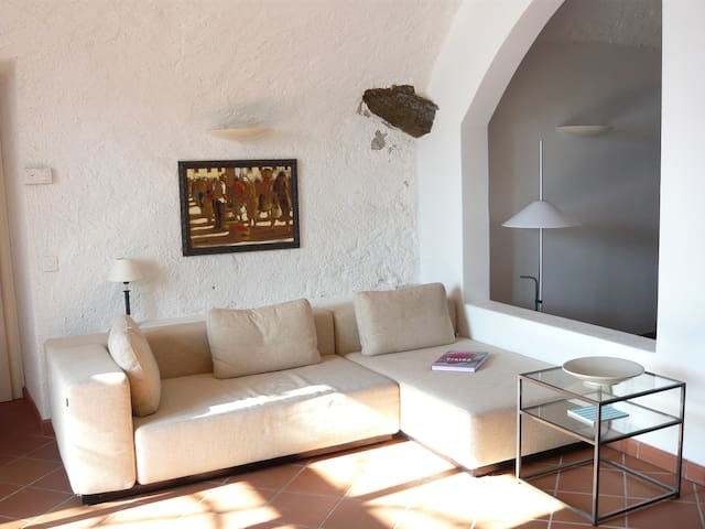Villa Gina - Brissago - Apartment