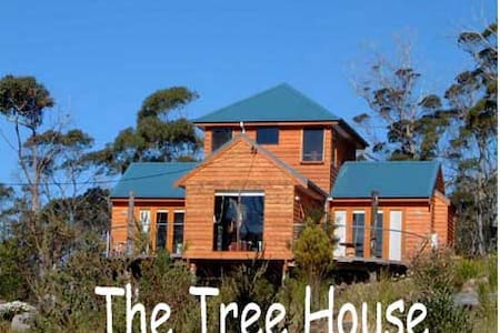 The Tree House - Alonnah - Ev