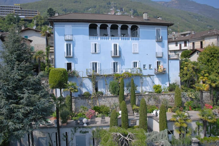 Villa Gina - Brissago - Appartement