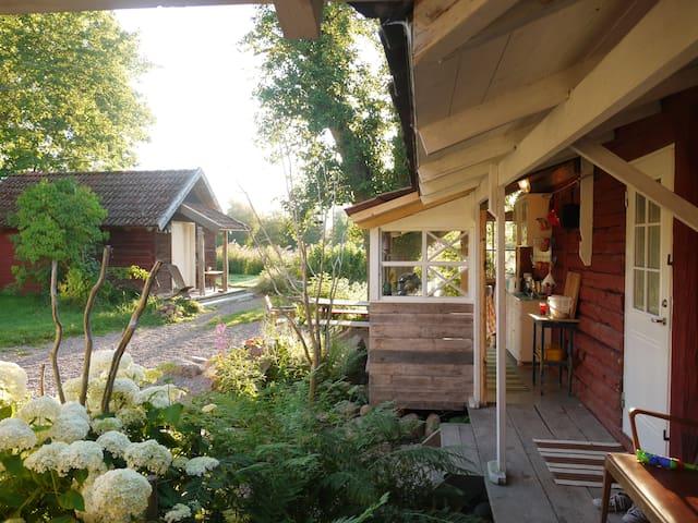 Ferien bei Bullerbü, Doppelzimmer - Mariannelund - Maison