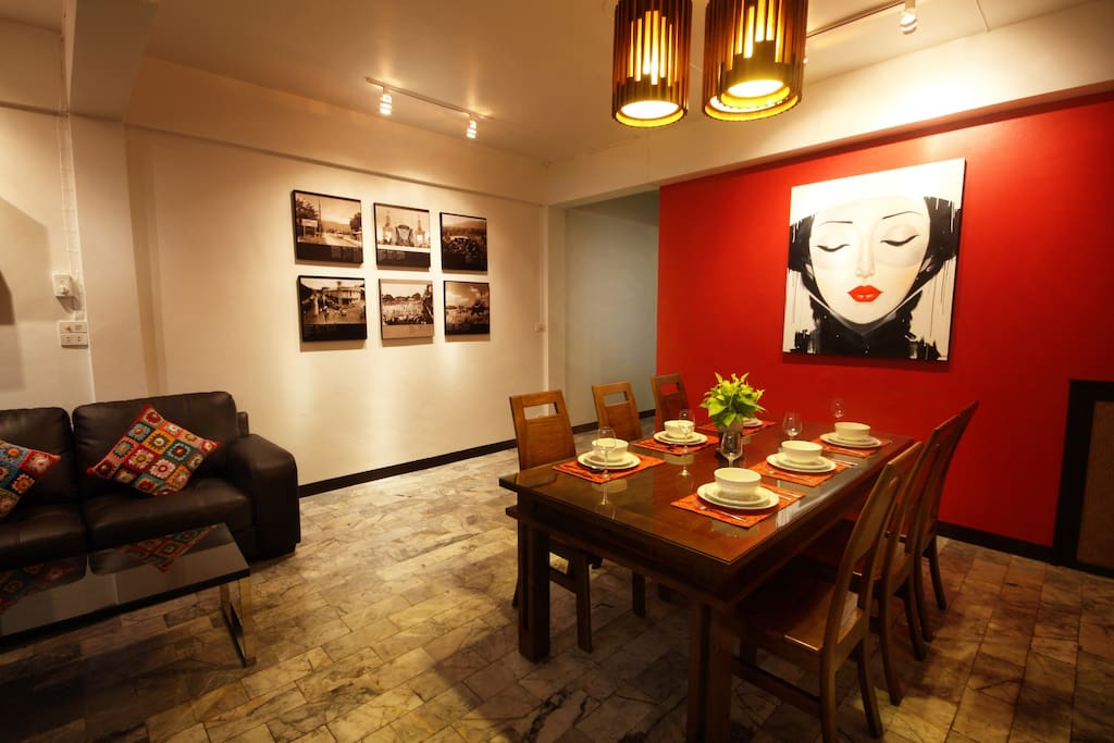 Chiang Mai Family and Group Holiday Rental for up-to 6 Guests
