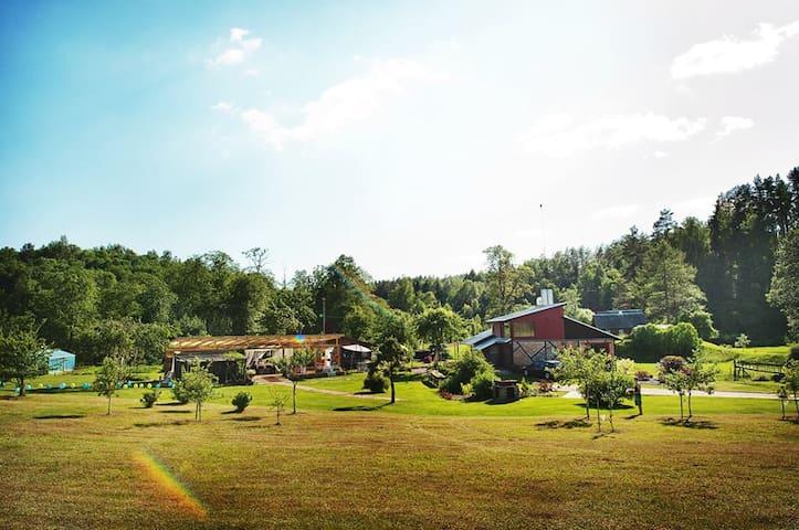 Country house 70 km Vilnius - Tartokas - Villa