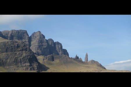 Dunvegan Castle self catering - Hus