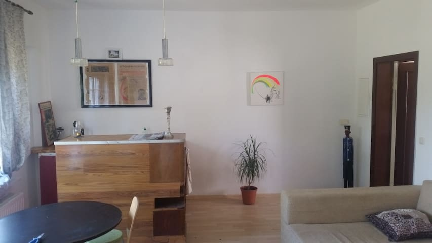 cozy apartment close to city - Blankenfelde-Mahlow - Apartamento