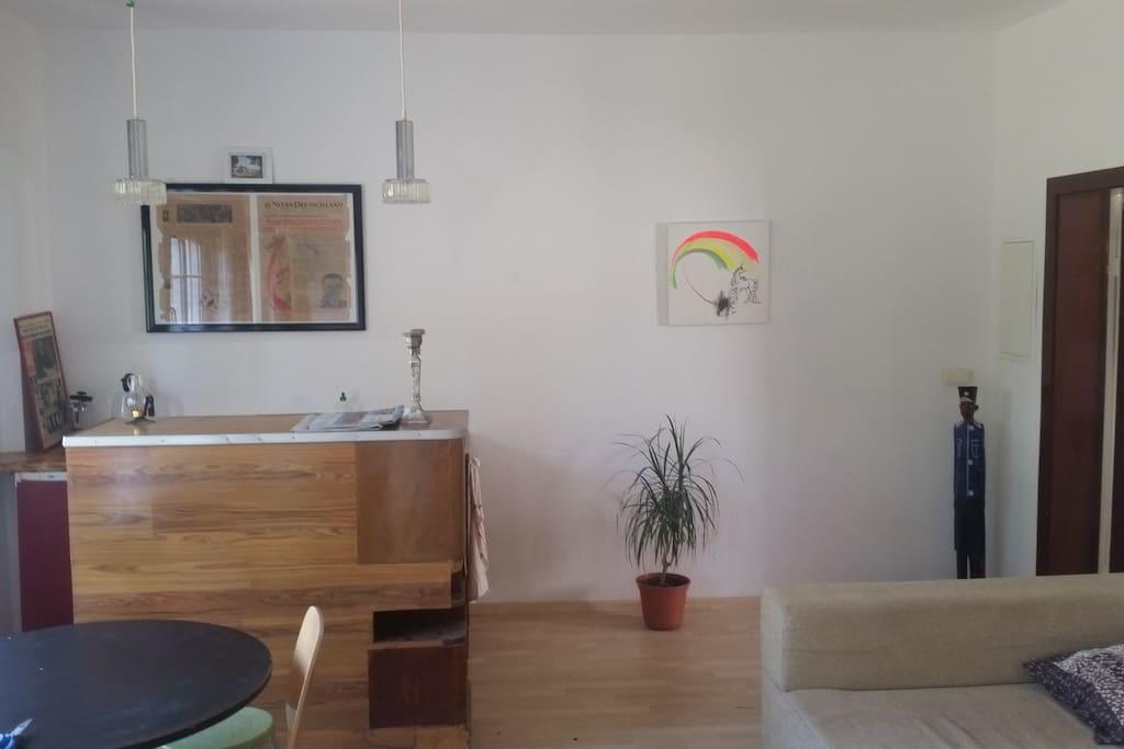 Wohnung Mahlow