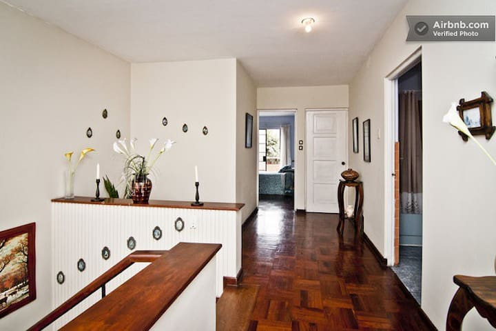 Casa Anita in Barranco with 5 stars - Barranco - Huis