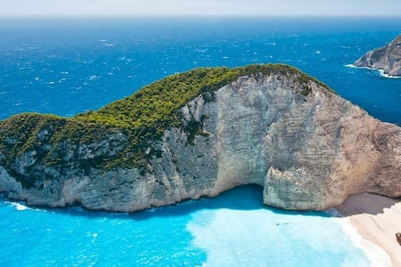 Zakynthos, apartment on the sea. - Zakinthos