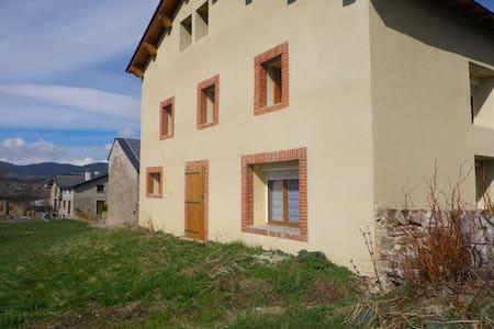 maison de montagne, location saison - Saint-Pierre-dels-Forçats - House