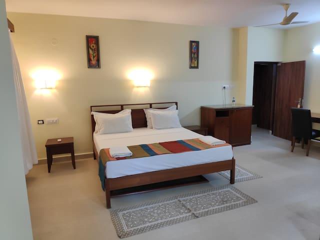 1BK apartment in Goa near Majorda Beach 1