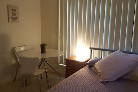 Spacious double room, unlim wifi - Grange