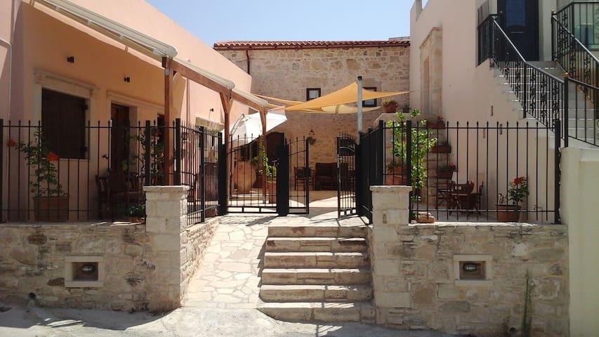 Mikon Studios Sivas Crete Greece - Sivas - Pis