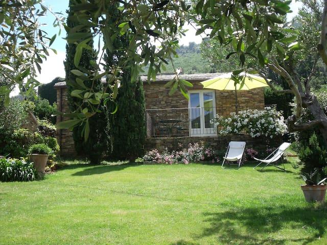 Maison en pierres du pays - Brando - Casa