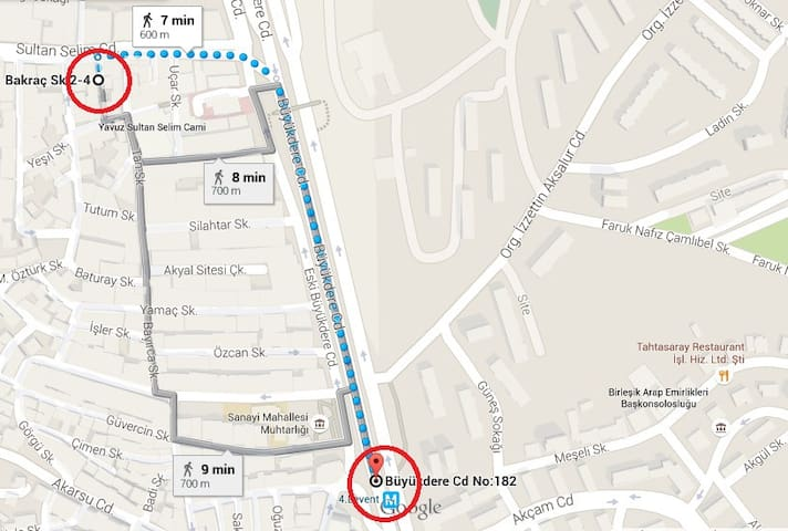 Cosy, Close to metro, accomodates 3